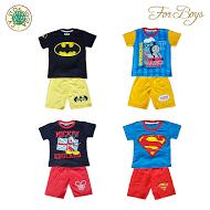 Memilih bisnis pakaian anak